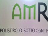Scenografia in polistirolo a forma di tazza, progettazione e realizzazione scenografie teatrali, per eventi, per bambini, in polistirolo AMR Recchia Treviso, Veneto.